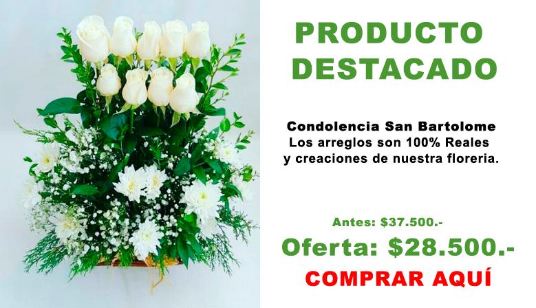 Condolencia San Bartolome